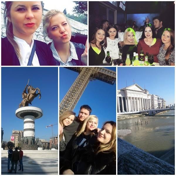 Wspomnienia Z Erasmusa W Macedonii Pwsz W Elblągu